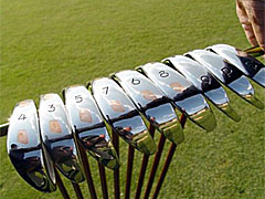 Carvinggolf Clubs Set