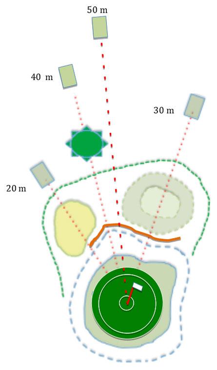carvinggolf die golf insel orlando doppelgr n. Black Bedroom Furniture Sets. Home Design Ideas