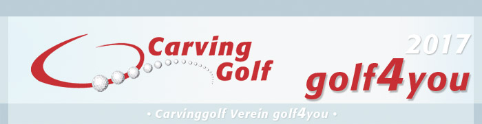 Carvinggolf golf4you 2017