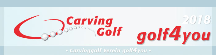Carvinggolf golf4you 2018